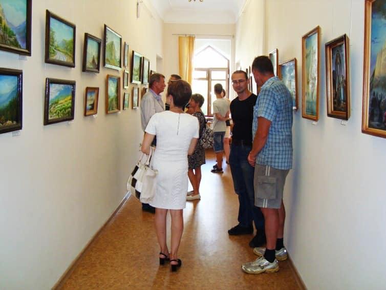 День геолога в краеведческом музее
