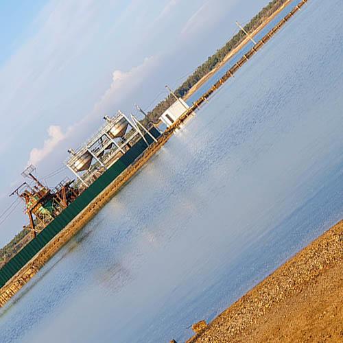 Грязедобыча на Сакском озере