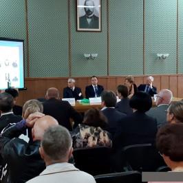Конференция в Сеченова