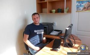 Специалист по маркетингу — Наумов Виталий Сергеевич