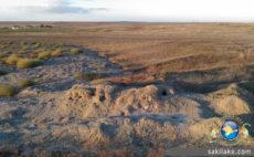 Новоселовский грязевой вулкан