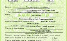 Рапа озерная лицензия на добычу стр 1