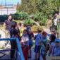 Школьники на экскурсии в ГГРЭС