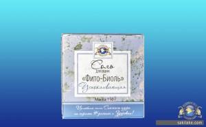 Соль для ванн «Фито-Биоль» Успокаивающая