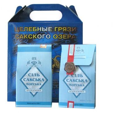 Соль морская ароматизированная инструкция