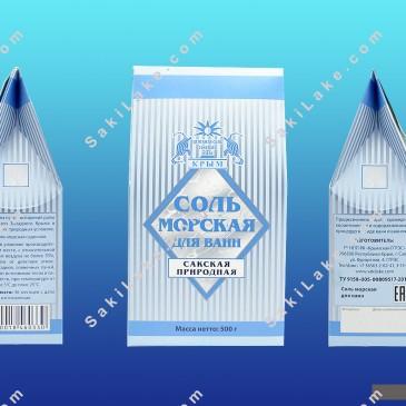 Соль морская для ванн (природная) — инструкция по применению