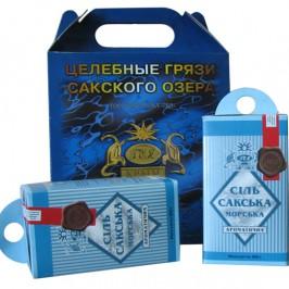 Соль морская ароматизированная