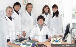 Исследовательская лаборатория. Наш коллектив.